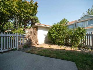 """Photo 17: 56 12020 GREENLAND Drive in Richmond: East Cambie Townhouse for sale in """"FONTANA GARDENS"""" : MLS®# V1138959"""
