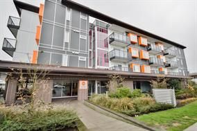 "Photo 1: 105 5288 BERESFORD Street in Burnaby: Metrotown Condo for sale in ""V-2"" (Burnaby South)  : MLS®# R2028890"
