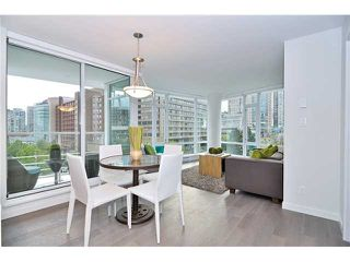 "Photo 5: 2308 161 W GEORGIA Street in Vancouver: Downtown VW Condo for sale in ""Cosmo"" (Vancouver West)  : MLS®# R2032266"