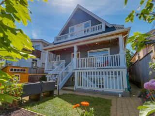 Photo 18: 865 E 10TH Avenue in Vancouver: Mount Pleasant VE House 1/2 Duplex for sale (Vancouver East)  : MLS®# R2068935