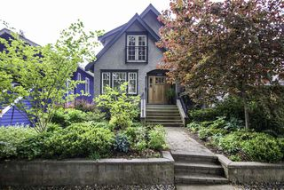 Photo 1: 3422 W 19TH Avenue in Vancouver: Dunbar House for sale (Vancouver West)  : MLS®# R2072835