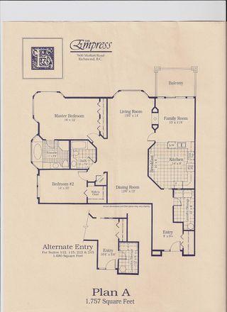 Photo 18: 112 7600 MOFFATT Road: Brighouse South Home for sale ()  : MLS®# V667132