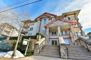 """Photo 1: 302 5438 198 Street in Langley: Langley City Condo for sale in """"CREEKSIDE"""" : MLS®# R2138372"""
