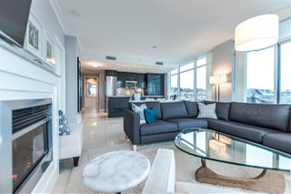 "Main Photo: 1004 172 VICTORY SHIP Way in North Vancouver: Lower Lonsdale Condo for sale in ""Atrium at the Pier"" : MLS®# R2147061"