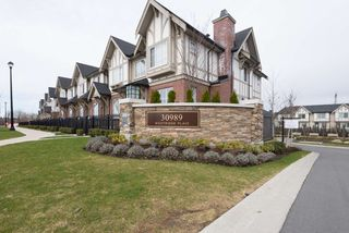 Photo 1: 54 30989 WESTRIDGE Place in Abbotsford: Abbotsford West Townhouse for sale : MLS®# R2147873