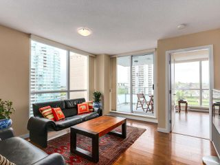 "Photo 8: 1301 4400 BUCHANAN Street in Burnaby: Brentwood Park Condo for sale in ""MOTIF"" (Burnaby North)  : MLS®# R2166597"
