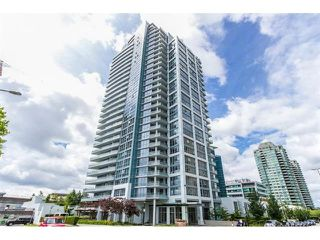 "Photo 1: 1301 4400 BUCHANAN Street in Burnaby: Brentwood Park Condo for sale in ""MOTIF"" (Burnaby North)  : MLS®# R2166597"