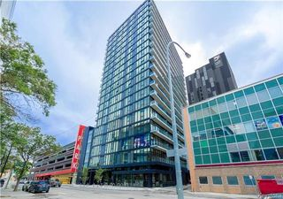 Main Photo: 311 Hargrave Street in Winnipeg: Downtown Condominium for sale (9A)  : MLS®# 1715771