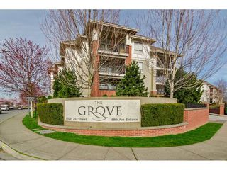 "Main Photo: A410 8929 202 Street in Langley: Walnut Grove Condo for sale in ""THE GROVE"" : MLS®# R2180325"