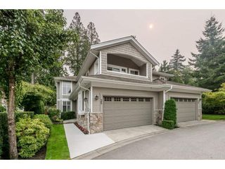 Photo 1: 35 3500 144 STREET in Surrey: Elgin Chantrell Townhouse for sale (South Surrey White Rock)  : MLS®# R2202039