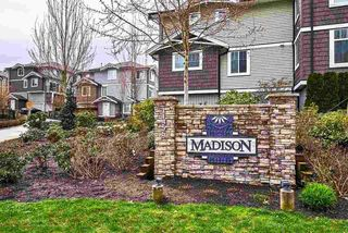 "Photo 1: 22 14356 63A Avenue in Surrey: Sullivan Station Townhouse for sale in ""THE MADISON"" : MLS®# R2231849"