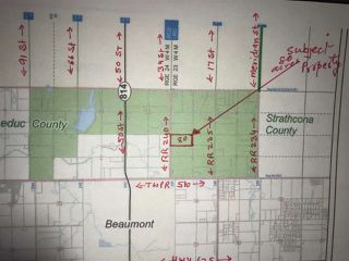 Photo 3: 51065 RR 240: Rural Leduc County Rural Land/Vacant Lot for sale : MLS®# E4094106