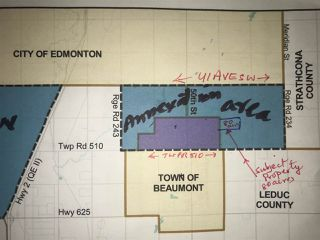 Photo 5: 51065 RR 240: Rural Leduc County Rural Land/Vacant Lot for sale : MLS®# E4094106