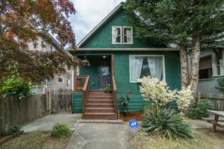 Photo 1: 869 E 13TH Avenue in Vancouver: Mount Pleasant VE House for sale (Vancouver East)  : MLS®# R2242982