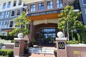 "Photo 1: 411 3323 151 Street in Surrey: Morgan Creek Condo for sale in ""Kingston House"" (South Surrey White Rock)  : MLS®# R2289396"
