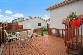 Photo 17: 140 Redonda Street in Winnipeg: Canterbury Park Residential for sale (3M)  : MLS®# 1820450