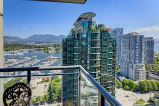 Photo 9: 2706 1328 W PENDER Street in Vancouver: Coal Harbour Condo for sale (Vancouver West)  : MLS®# R2299198