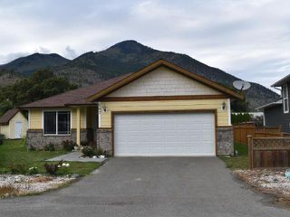 Photo 1: 107 CONWAY PLACE in : Lillooet House for sale (South West)  : MLS®# 148153