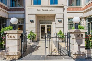 Photo 1: 602 168 E King Street in Toronto: Moss Park Condo for sale (Toronto C08)  : MLS®# C4269935