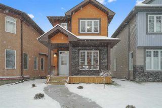 Main Photo: 9709 154 Street in Edmonton: Zone 22 House for sale : MLS®# E4134887