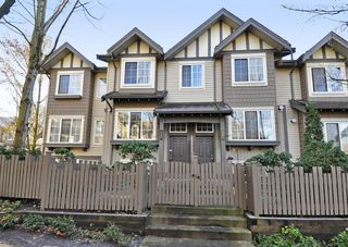 "Main Photo: 146 3288 NOEL Drive in Burnaby: Sullivan Heights Townhouse for sale in ""STONEBROOK in Sullivan Heights"" (Burnaby North)  : MLS®# R2326695"