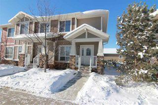 Main Photo: 2512 Pegasus Boulevard in Edmonton: Zone 27 Townhouse for sale : MLS®# E4137650