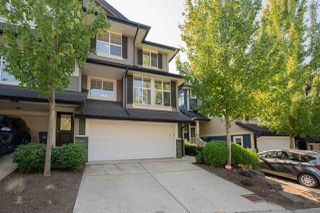 """Main Photo: 64 18199 70 Avenue in Surrey: Cloverdale BC Townhouse for sale in """"Augusta"""" (Cloverdale)  : MLS®# R2326799"""