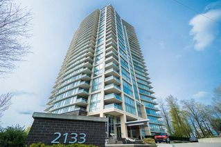 "Photo 1: 605 2133 DOUGLAS Road in Burnaby: Brentwood Park Condo for sale in ""PERSPECTIVES"" (Burnaby North)  : MLS®# R2328957"