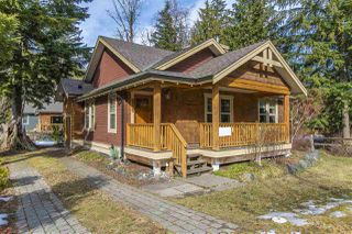 """Photo 1: 1850 WOOD DUCK Way: Lindell Beach House for sale in """"THE COTTAGES AT CULTUS LAKE"""" (Cultus Lake)  : MLS®# R2348054"""