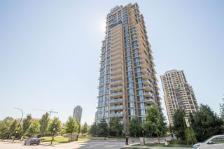 "Photo 1: 2701 2077 ROSSER Avenue in Burnaby: Brentwood Park Condo for sale in ""VANTAGE"" (Burnaby North)  : MLS®# R2349344"
