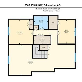 Photo 30: 10506 135 Street in Edmonton: Zone 11 House for sale : MLS®# E4151048