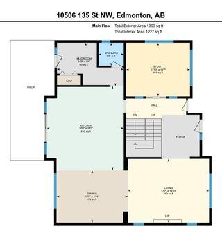 Photo 28: 10506 135 Street in Edmonton: Zone 11 House for sale : MLS®# E4151048