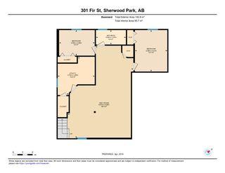 Photo 30: 301 FIR Street: Sherwood Park House for sale : MLS®# E4152555