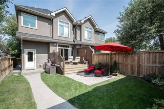 Photo 33: 617 11 Avenue NE in Calgary: Renfrew Semi Detached for sale : MLS®# C4241438