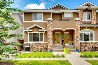 Photo 2: 1 2415 28 Street SW in Calgary: Killarney/Glengarry Row/Townhouse for sale : MLS®# C4254500