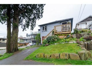 Photo 1: 849 PARKER ST: White Rock House for sale (South Surrey White Rock)  : MLS®# F1436997