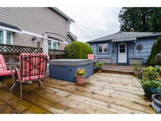 Photo 17: 849 PARKER ST: White Rock House for sale (South Surrey White Rock)  : MLS®# F1436997