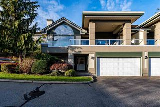 """Main Photo: 124 4001 OLD CLAYBURN Road in Abbotsford: Abbotsford East Townhouse for sale in """"Cedar Springs Country Estates"""" : MLS®# R2422173"""