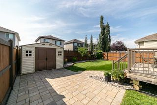 Photo 30: 44 NORTHSTAR Close: St. Albert House for sale : MLS®# E4185598