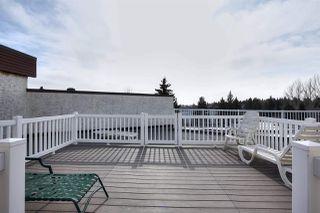 Photo 20: 313 5520 Riverbend Rd. in Edmonton: Zone 14 Condo for sale : MLS®# E4206213