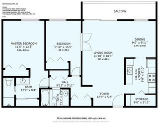 Photo 1: 313 5520 Riverbend Rd. in Edmonton: Zone 14 Condo for sale : MLS®# E4206213