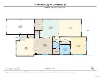 Photo 31: 75 2001 Blue Jay Pl in : CV Courtenay East Row/Townhouse for sale (Comox Valley)  : MLS®# 856920