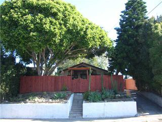 Photo 1: NORTH PARK House for sale : 2 bedrooms : 3685 Alabama Street in San Diego