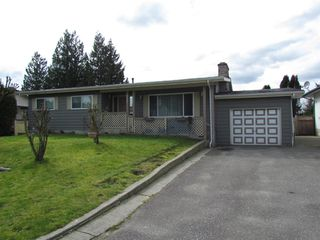 Photo 1: 2061 TOPAZ Street in ABBOTSFORD: Abbotsford West House for rent (Abbotsford)