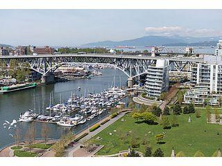 Photo 2: 2002 1515 HOMER ME in Vancouver: Yaletown Condo for sale (Vancouver West)  : MLS®# V1005243