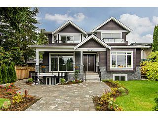 Photo 1: 1249 Jefferson Ave in West Vancouver: Ambleside House for sale : MLS®# V1004930
