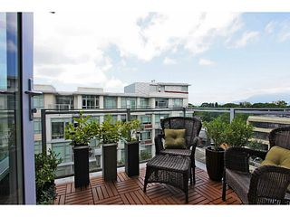 Photo 4: # 707 2228 W BROADWAY ST in Vancouver: Kitsilano Condo for sale (Vancouver West)  : MLS®# V1016637