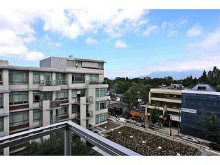 Photo 5: # 707 2228 W BROADWAY ST in Vancouver: Kitsilano Condo for sale (Vancouver West)  : MLS®# V1016637