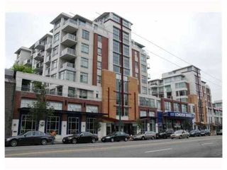 Photo 13: # 707 2228 W BROADWAY ST in Vancouver: Kitsilano Condo for sale (Vancouver West)  : MLS®# V1016637