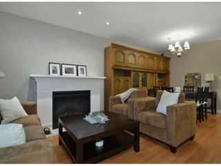 "Photo 5: 46 6568 193B Street in Surrey: Clayton Townhouse for sale in ""BELMONT AT SOUTHLANDS"" (Cloverdale)  : MLS®# F1324450"
